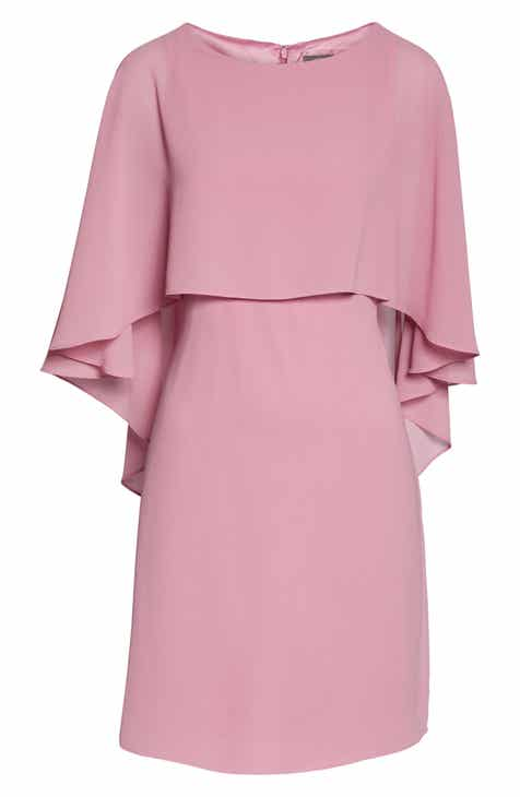 Topshop Button Front Ruffle Sleeve Minidress by TOPSHOP