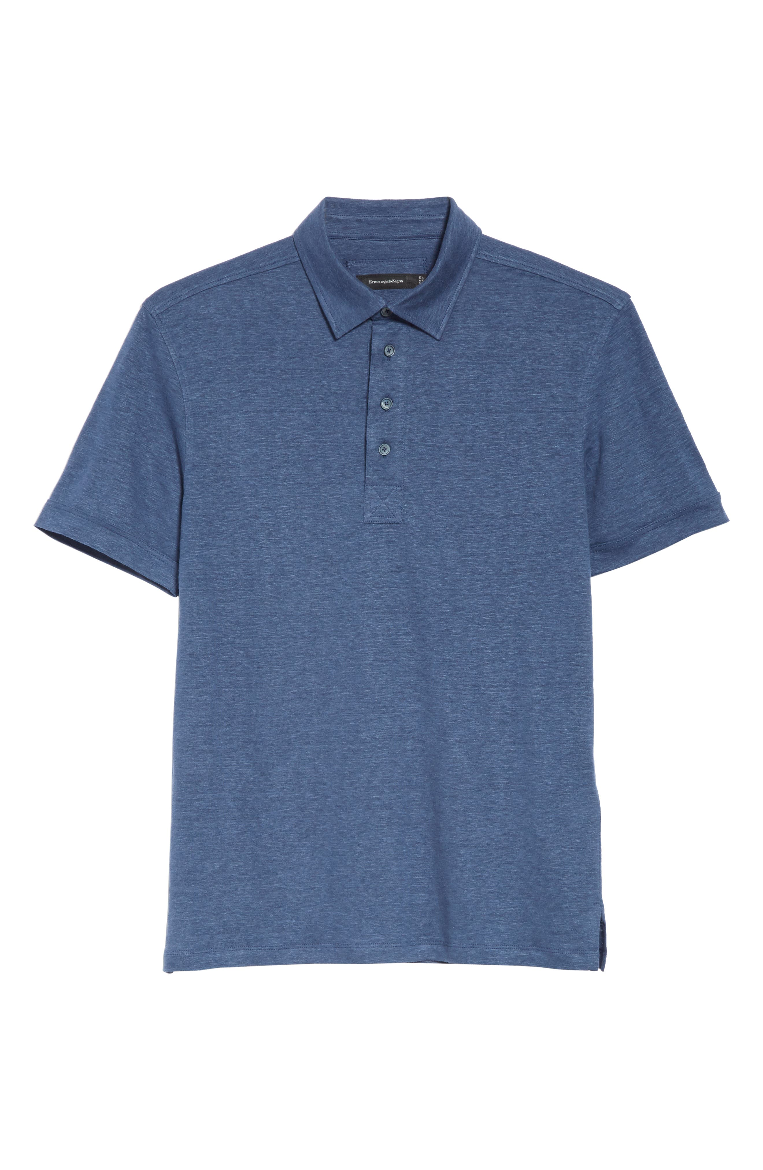 01d9aabce Men's Ermenegildo Zegna Polo Shirts | Nordstrom