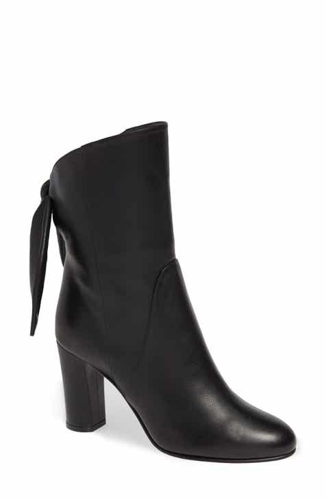 Jimmy Choo Malene Bow Boot (Women) (Nordstrom Exclusive) 5c2f82eb727c