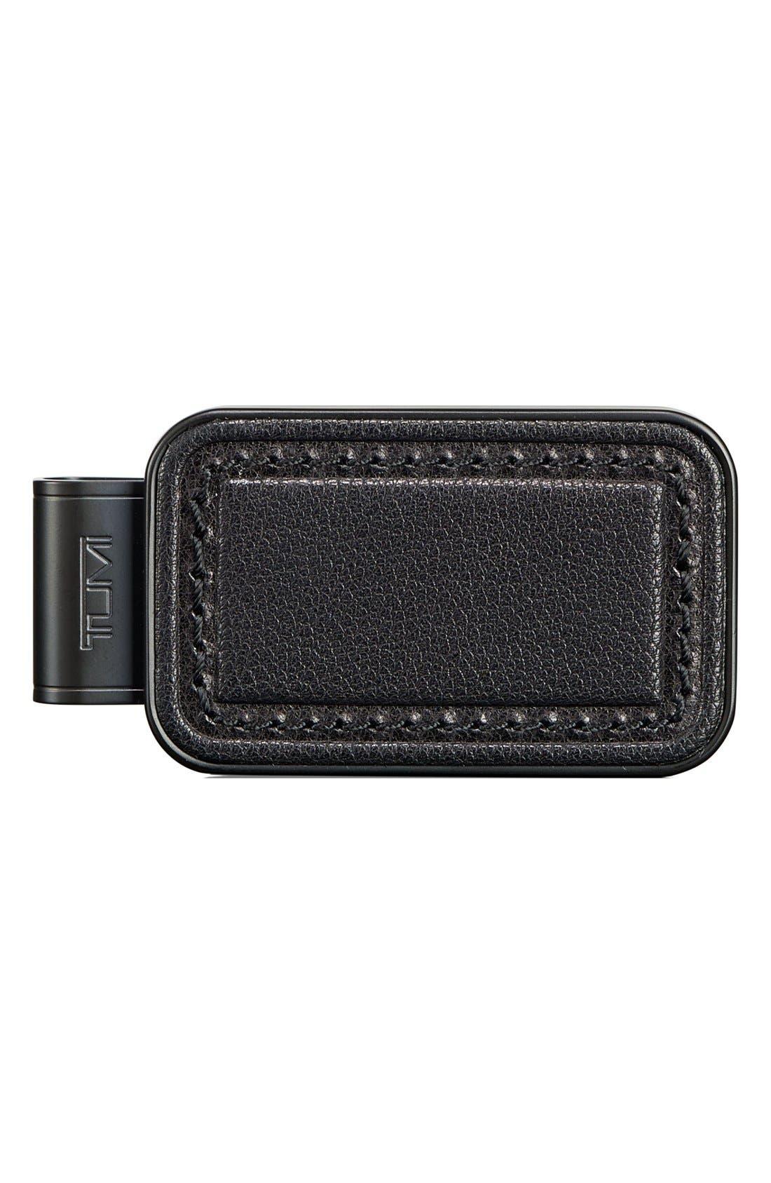 Main Image - Tumi 'Chambers' Leather Money Clip