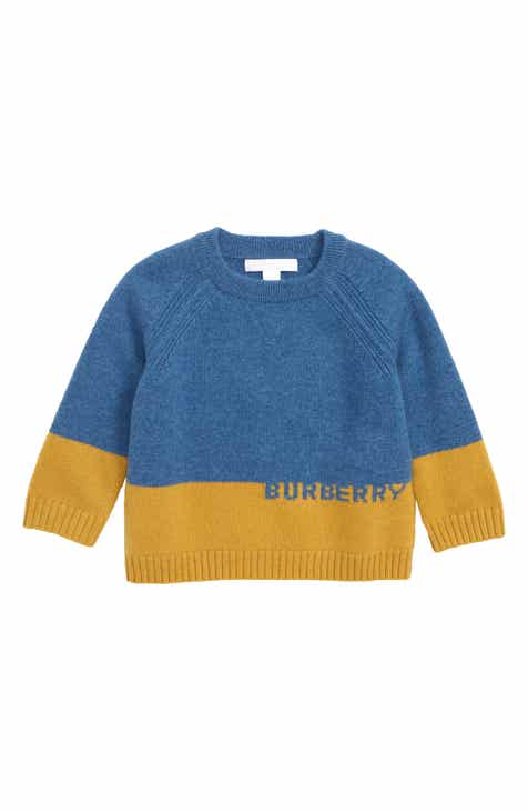 91cefd576aa Burberry Alister Cashmere Sweater (Baby)