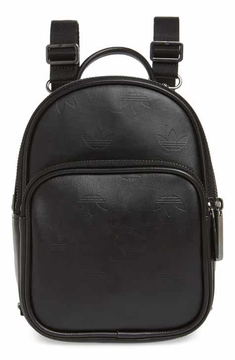 93ddec01aa0c adidas Adicolor Mini Faux Leather Backpack