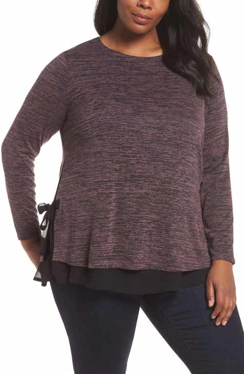 1a3420d63fb NIC+ZOE Every Occasion Top (Plus Size)