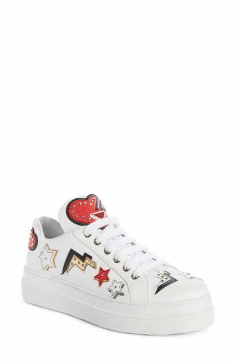 Prada Embellished Platform Sneaker (Women) feca6fa804