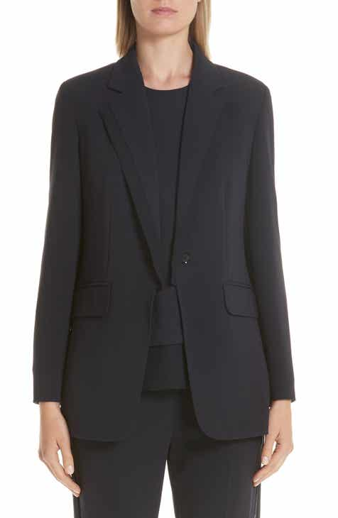 Max Mara Tirsi Single Button Jacket by MAX MARA