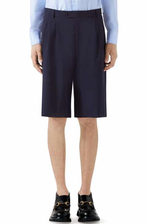 Gucci Wool Bermuda Shorts d66296809