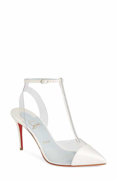 new products db6eb eca91 Women's Christian Louboutin Wedding Shoes | Nordstrom