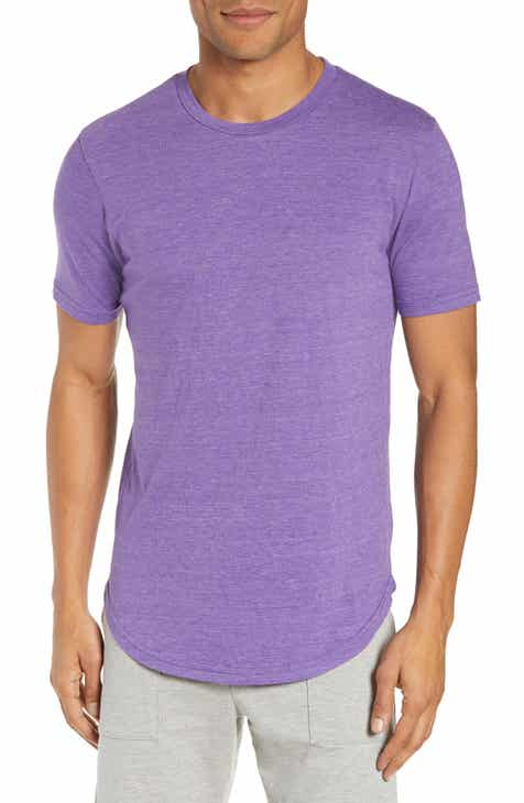 39d4b4cf0e2c0 Goodlife Scallop Triblend Crewneck T-Shirt