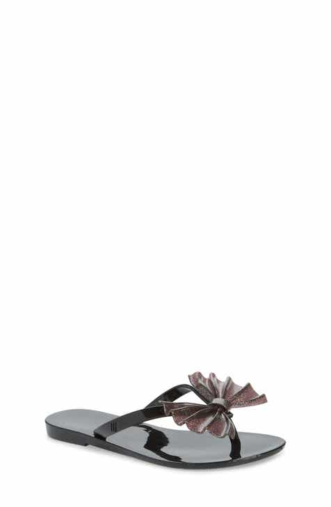 cbad7b30056e1a Mel by Melissa Harmonic Bow Flip Flop (Toddler   Little Kid)