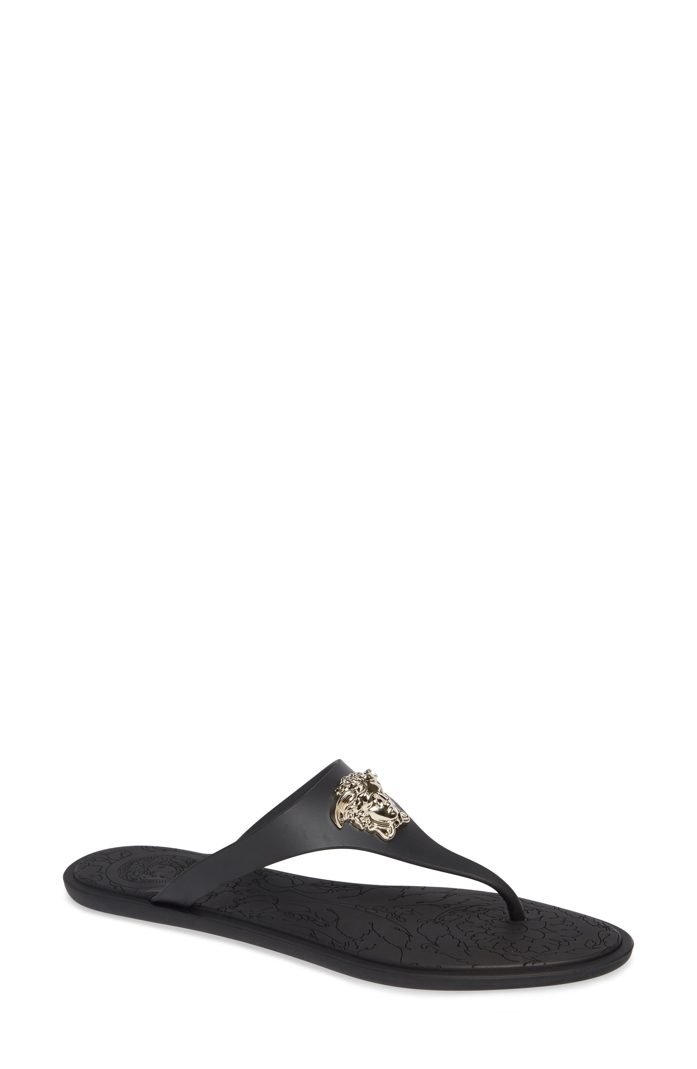 Women's Versace Sandals and Flip-Flops