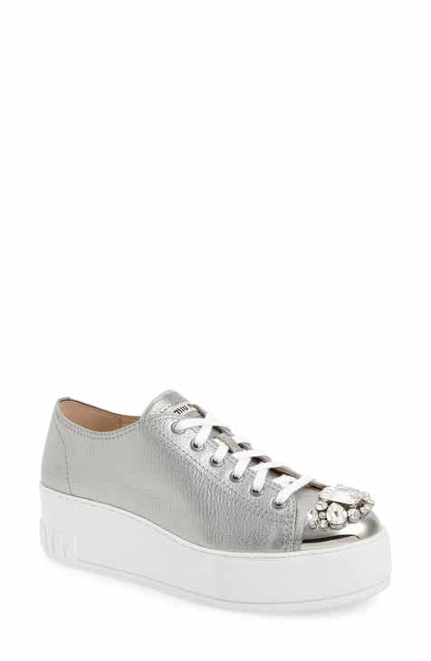 b86b97a364e023 Women s Miu Miu Sneakers   Running Shoes