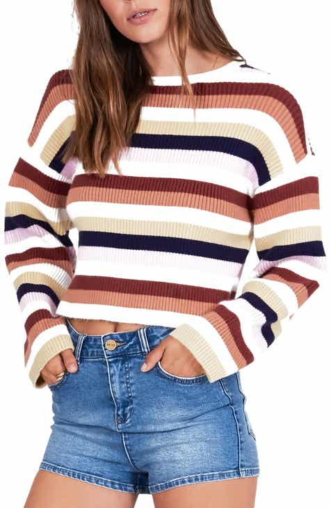 936738d97471 multi striped sweater