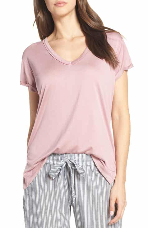 PJ Salvage Lounge Essentials Tee (Regular & Plus Size) by PJ SALVAGE