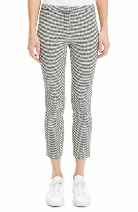 Theory Classic Cropped Skinny Pants by THEORY