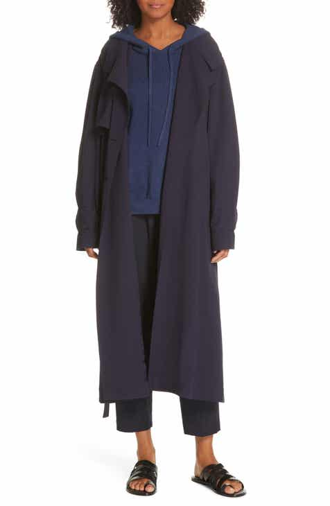 Vince Drapey Trench Coat by VINCE