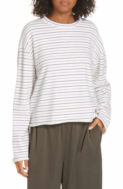 NIC + ZOE Poolside Linen Blend Sweater by NIC AND ZOE