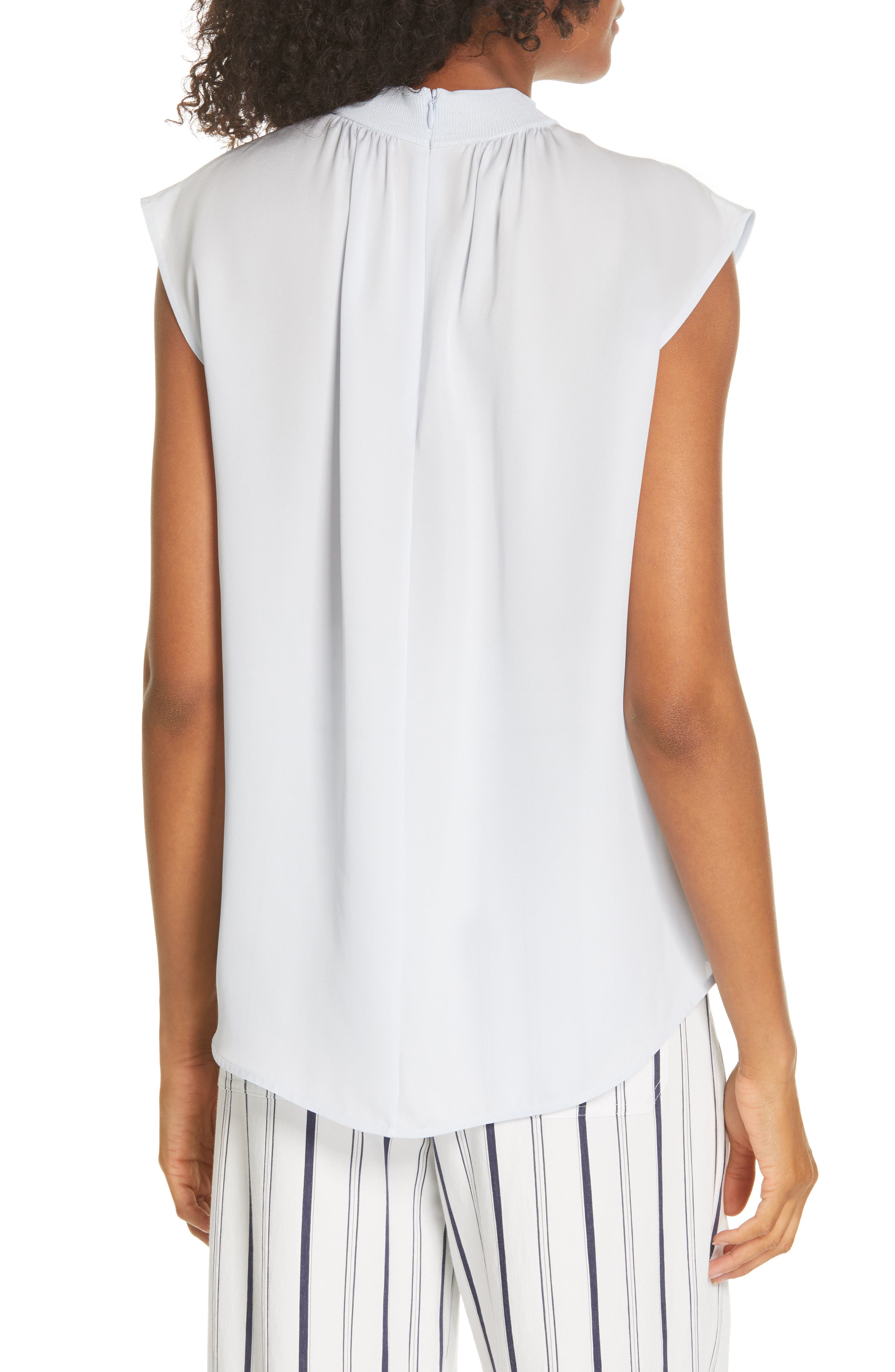 d514a03fbeeded Vince silk blouse