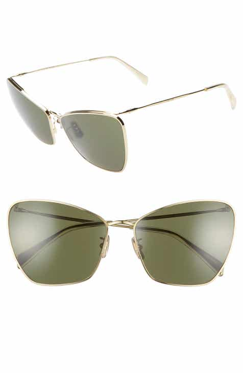 f1ba5d67bb CELINE 61mm Cat Eye Sunglasses