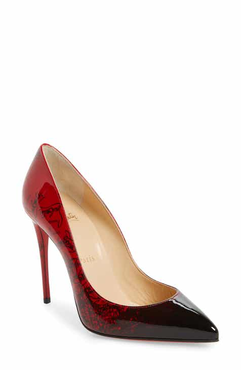 bb5d48cde2fb Christian Louboutin Pigalle Follies Logo Pump (Women)