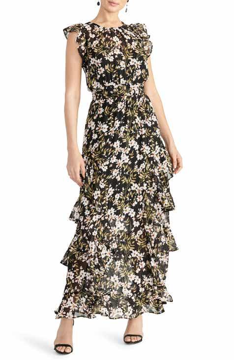 0dc449146e78 RACHEL Rachel Roy Issa Tiered Maxi Dress