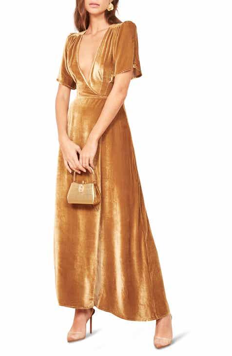 50dfb9fd3af5e Reformation Tiffany Maxi Dress