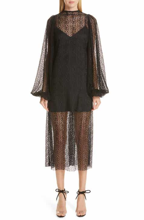 Fendi Rib Sweater Dress by FENDI