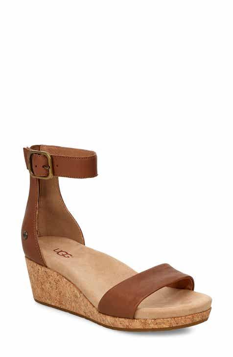 e05277ddf6a UGG® Zoe II Wedge Sandal (Women)