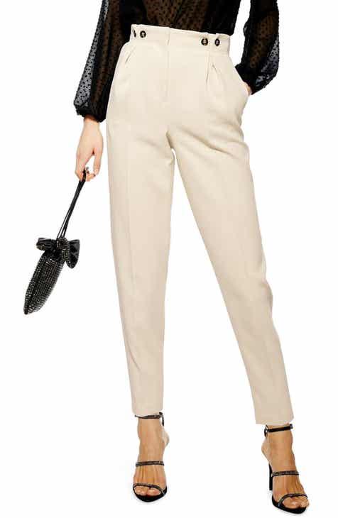 98f8fa9263b Topshop Betty Peg Trousers (Regular   Petite)