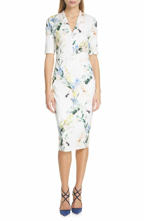 Ted Baker London Lylli Elegance Pencil Dress by TED BAKER LONDON
