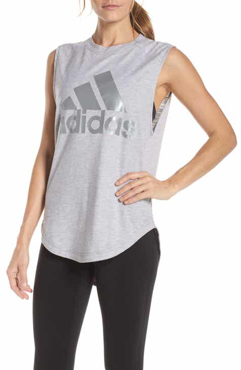 adidas ID Winners Sleeveless Tee by ADIDAS