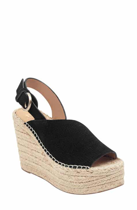 974243e2fe2629 Marc Fisher LTD Andela Slingback Espadrille Wedge (Women)