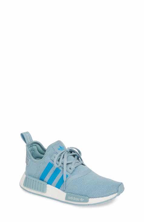 7dcb71e2965d4 adidas NMD R1 Sneaker (Big Kid)