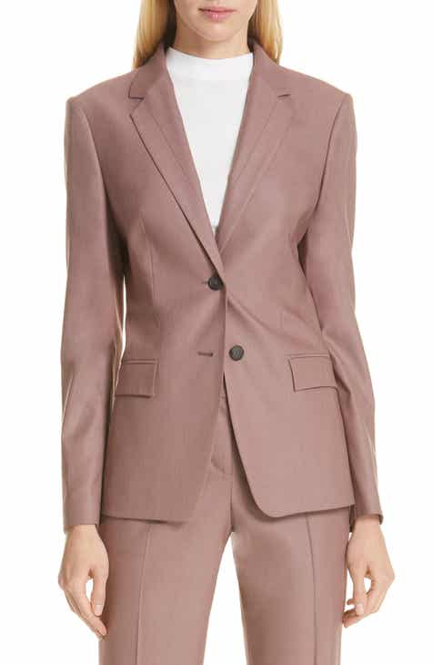 BOSS Jasuala Wool Suit Jacket by BOSS HUGO BOSS