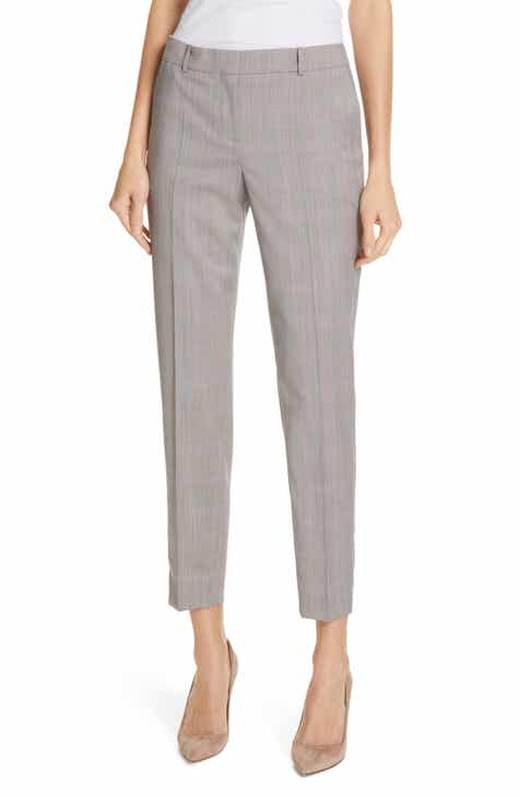 NIC+ZOE Slim Wonderstretch Crop Pants by NIC AND ZOE