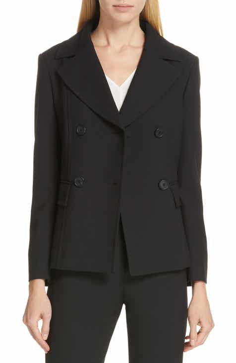 BOSS Jairala Soft Stretch Suit Jacket by BOSS HUGO BOSS