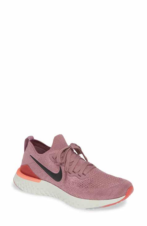 Nike Epic React Flyknit 2 Running Shoe (Women) 4a48af65f5