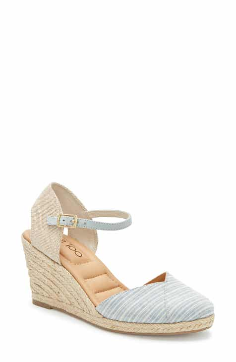 cb66ea23090 Me Too Brenna Espadrille Wedge Sandal (Women)