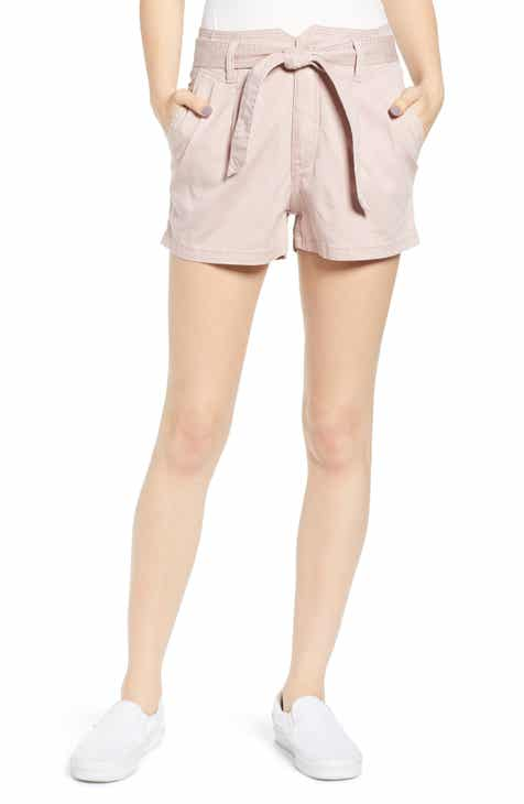 Billabong Explore More Paperbag Waist Shorts by BILLABONG