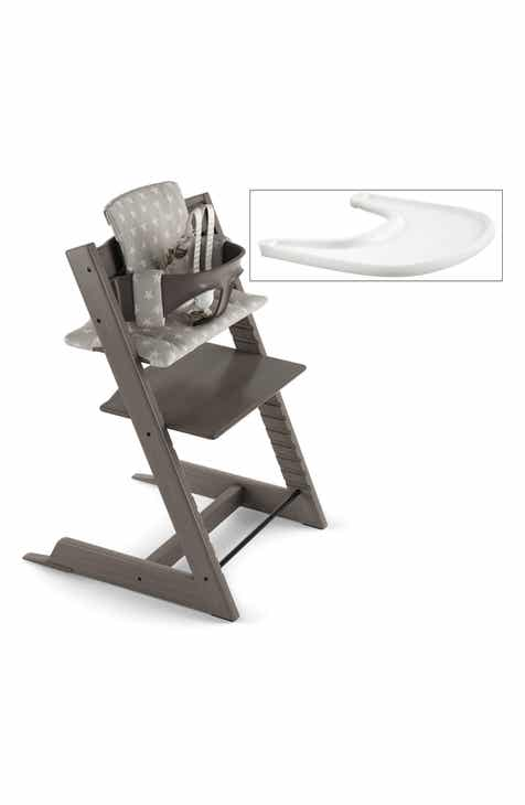 Stokke Tripp Tr Chair Hazy Star Cushion Tray Set Nordstrom Exclusive