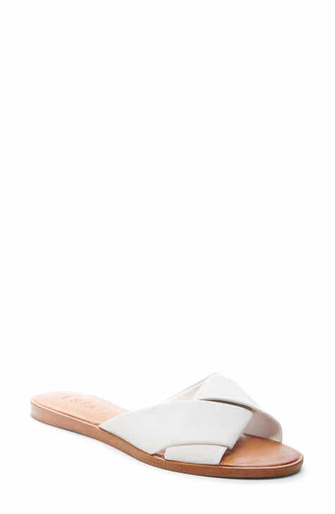 1.STATE Travor Slide Sandal (Women)