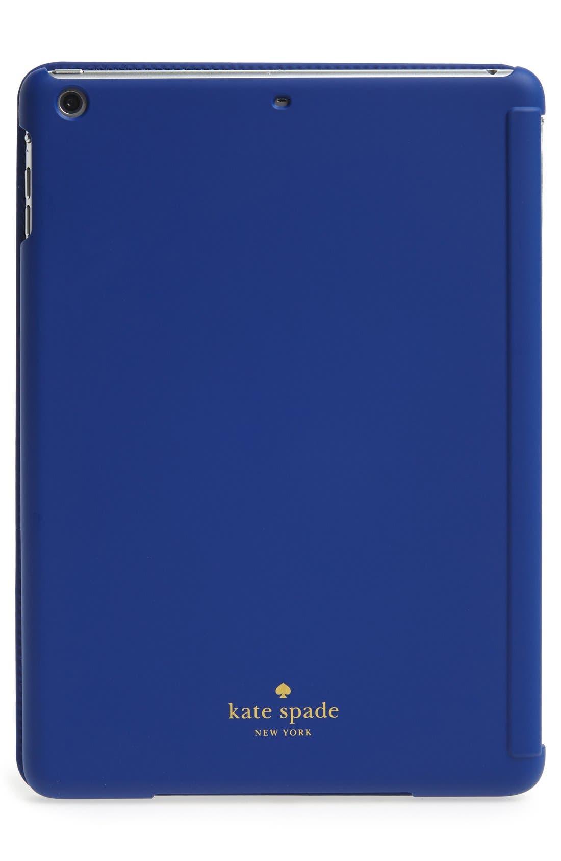 Alternate Image 4  - kate spade new york 'make a splash' lenticular iPad Air folio hardcase