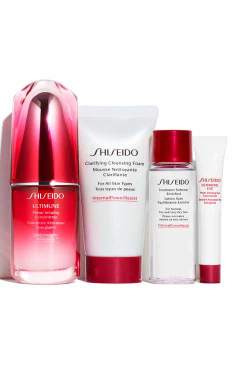 Shiseido Strengthen Defenses The Introductory Regimen Set ($117 Value). $70.00. Product Image. Gift With Purchase