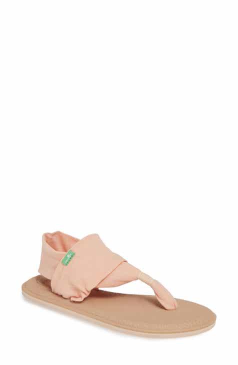 33d5c737de08b Sanuk Yoga Sling 2 Metallic Sandal