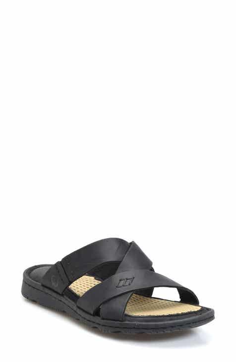 16a2d3971 Børn Hayka Asymmetrical Slide Sandal (Women)