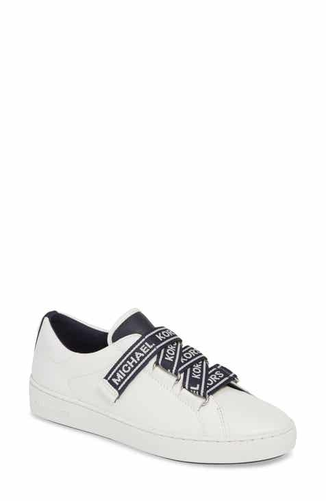 3fdac7728c8 MICHAEL Michael Kors Casey Low Top Sneaker (Women)