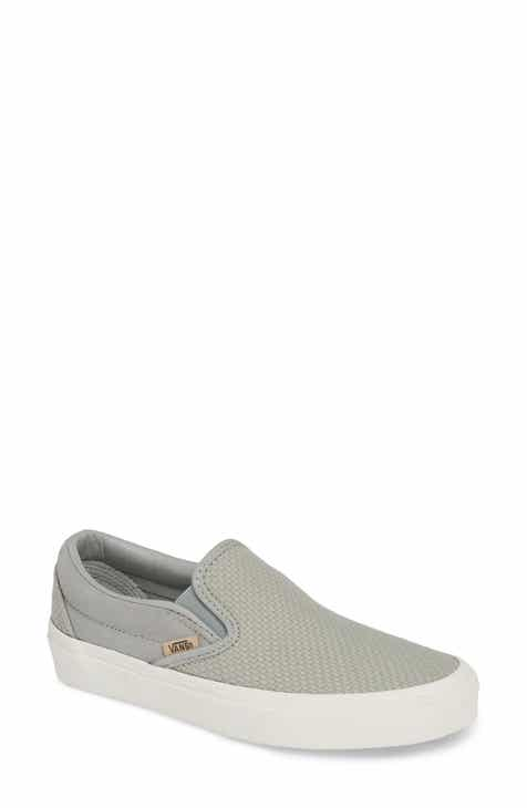 3432253ab3c Vans UA Mixed Media Slip-On Sneaker (Women)