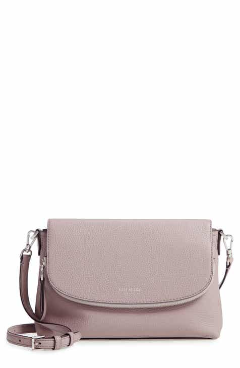 27d541c98cecb8 kate spade new york large polly leather crossbody bag