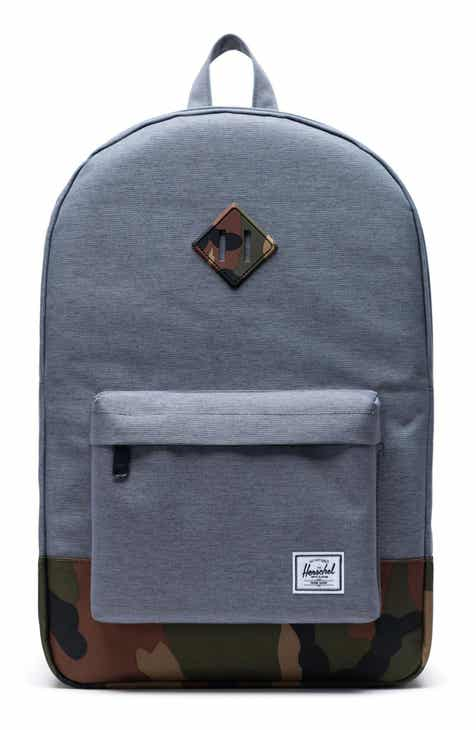 b7a813c927f Herschel Supply Co. Heritage Camo Trim Backpack (Nordstrom Exclusive)