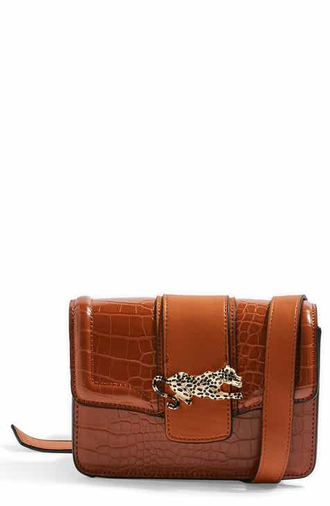 861bd086253d74 Topshop Cheetah Belt Bag