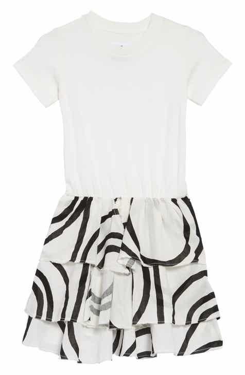 b7f40e78c90 Nununu Layered Circle Dress (Little Girls)